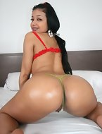 Tight bum latina beauties